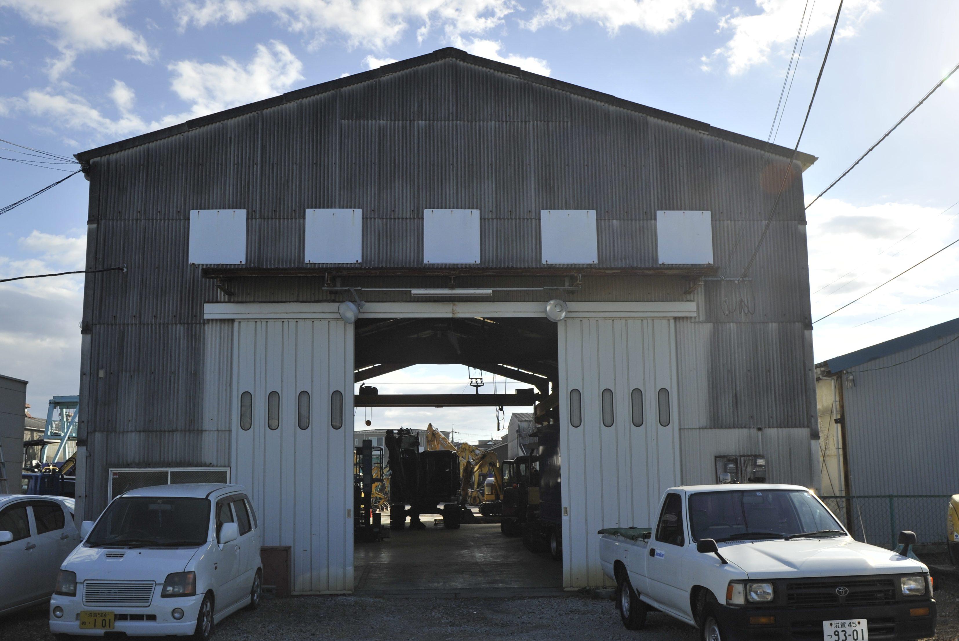 湖南サービス工場を開設のお知らせ